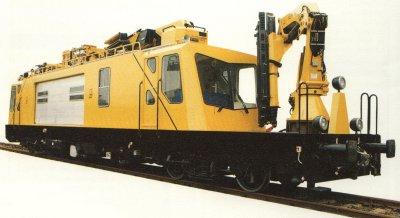 DB AG Gleisnebenfahrzeuge